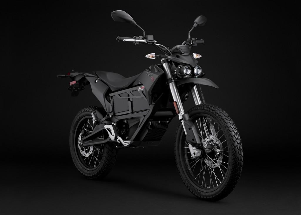 Zero FXS moto eléctrica