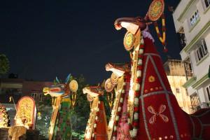 decoración pandal