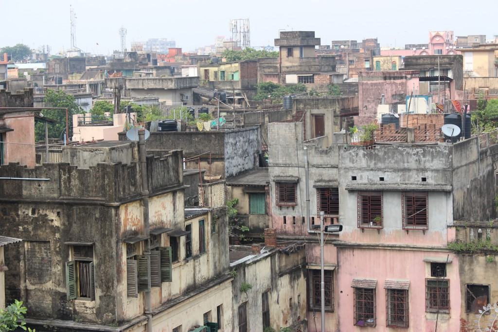Paisaje-urbano-de-Calcuta