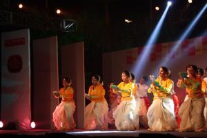 Musicales, representaciones teatrales Durga Puja