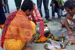 Ritual de purificación Kala Bou Snan