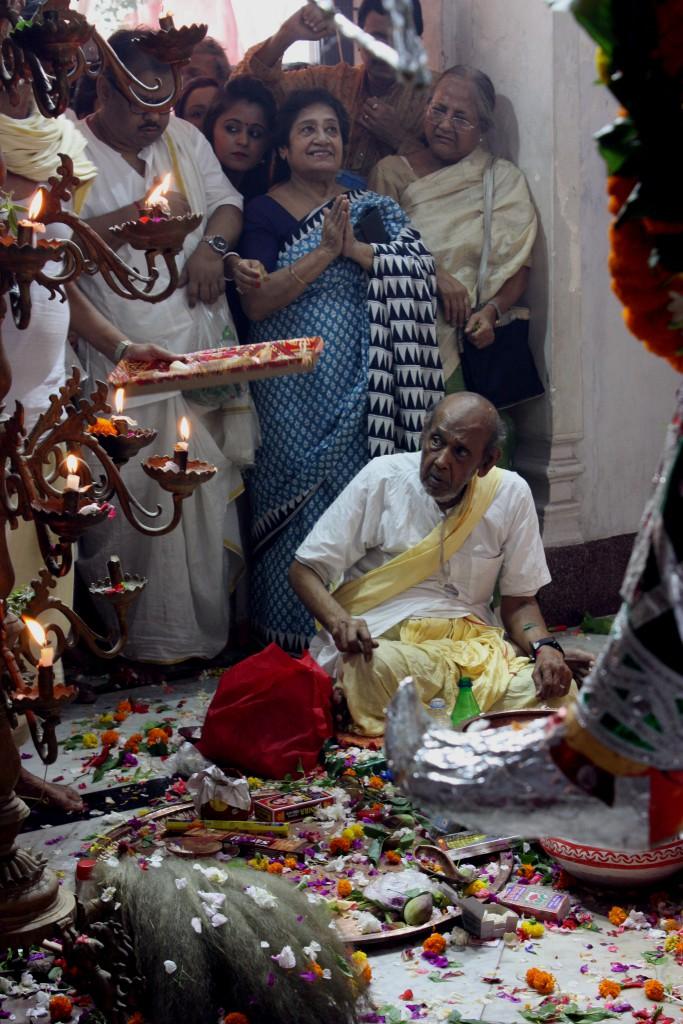 Devoción a la diosa Durga