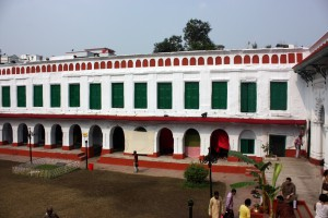 Plaza palacio Shobhabazar Rajbarn