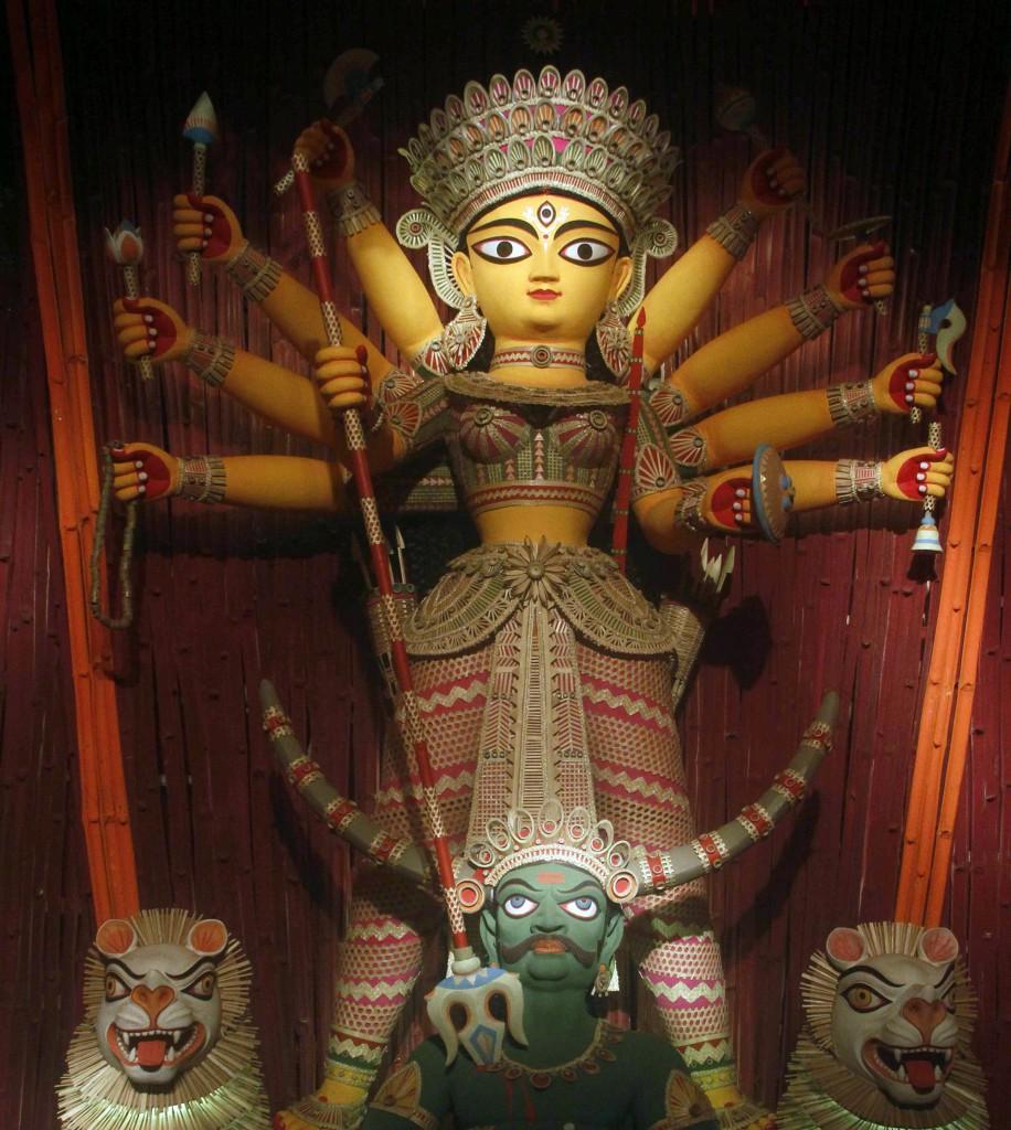 Diosa Durga