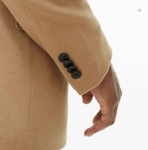 Un buen blazer tiene que tenet acabados impecables, como este de Club Mónaco