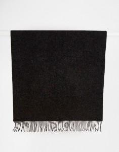 Gris y muy calentita: Así es esta bufanda de Glen Lossie.