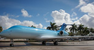 jet Art Basel Miami Beach