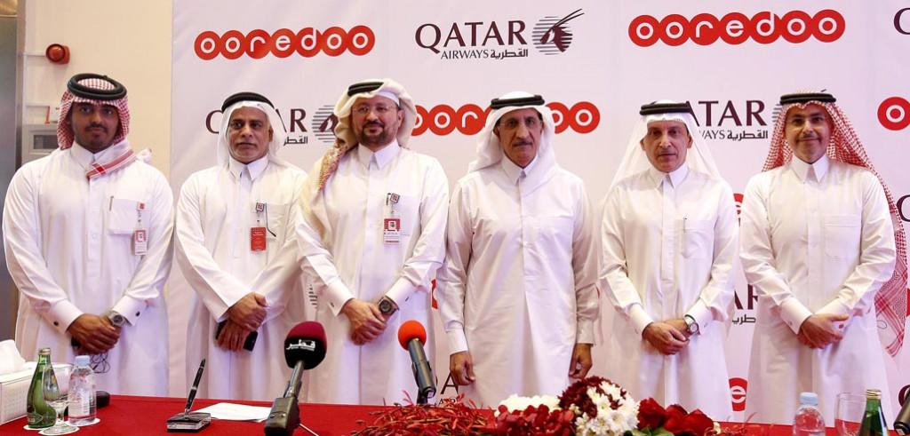 15 minutos de Wi-Fi gratuito en los vuelos de Qatar Airways
