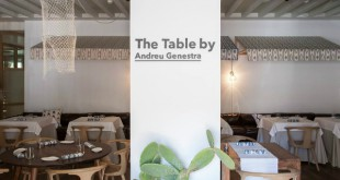 The Table By, durante su mutación a Andreu Genestra.