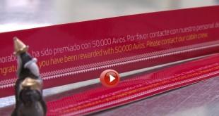 Premio de 50.000 Avios