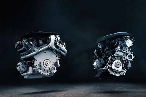 Los motores del nuevo Audi A4: siete opciones de gran capacidad.