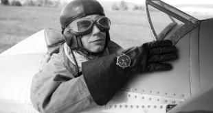 Un reloj que homenajea a los bravos pilotos de la Primera Guerra Mundial.