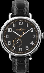 Detalle del reloj Vintage WW1 97 Heritage.