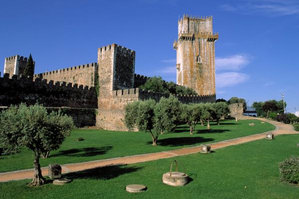 EL castillo de Beja. Imagen: Turismo del Alentejo.