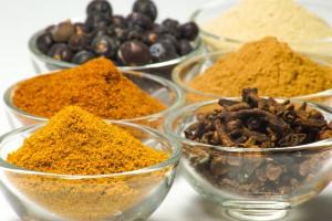 El curry no es una especia, es un conjunto de ellas.