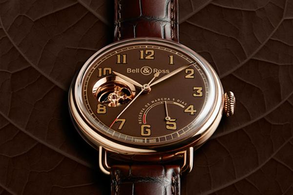 Un reloj que homenajea al universo del puro.