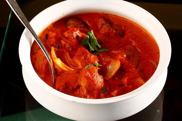 Curry Vindaloo de cordero. Imagen de Visit Florida Editor.