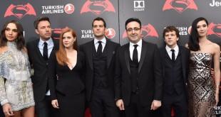 Actores de Batman v Superman: El amanecer de la justicia