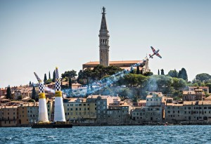 Red Bull Air Race en Rovinj