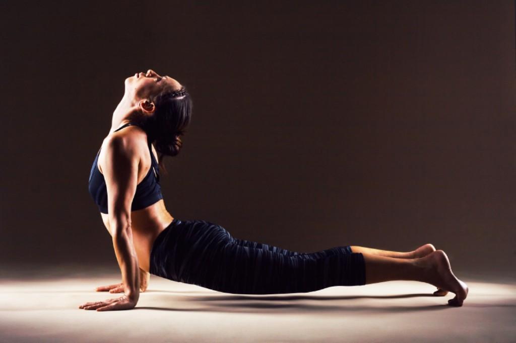 Yoga en aeropuerto de madrid por Esenza by SHA