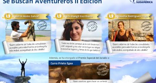 2ª edición de Destino Sudamérica