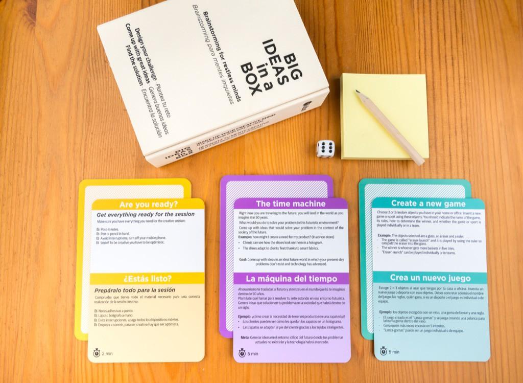 Método Big Ideas in a Box