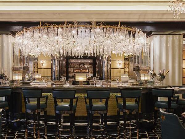The American Bar, en el londinense hotel Savoy.