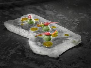 Uno de los platos de El Invernadero. Imagen de su página de Facebook