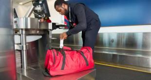 rastreo de equipaje RFID Delta