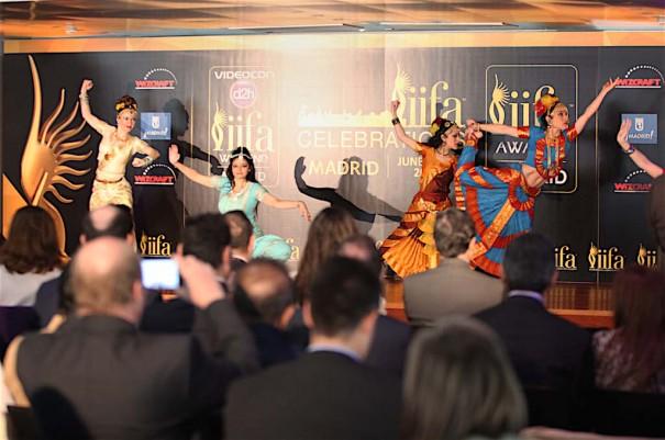 Presentación de los premios IIFA Madrid 2016.