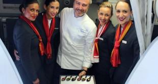 De tapas a 30.000 pies con Iberia Express por el Día Mundial de la Tapa