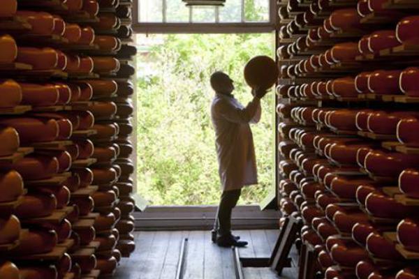 Reypenaer Tasting Room: otra visita diferente en Ámsterdam. Imagen de su página de Facebook.