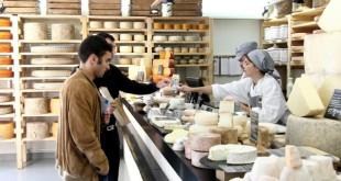 Quesería Cultivo: quesos artesanos en pleno centro de Madrid. Imagen de su web.