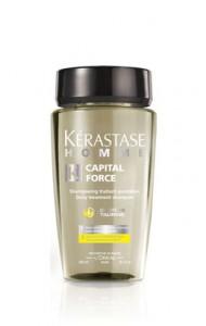 El programa Capital Force de Kérastase nos permite un cuidado integral del pelo.