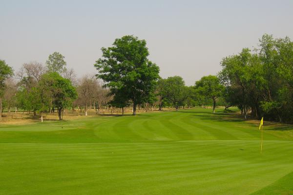 "Chandigarh Golf Course, ""segunda casa"" del golfista Jeev Milkha Sing."