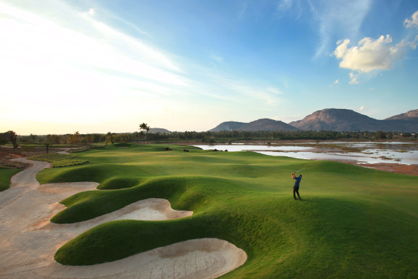 Prestige Golshire: la exclusividad del golf indio.