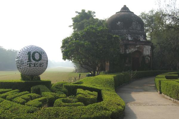 Delhi Golf Club: una institución entre los golfistas indios.