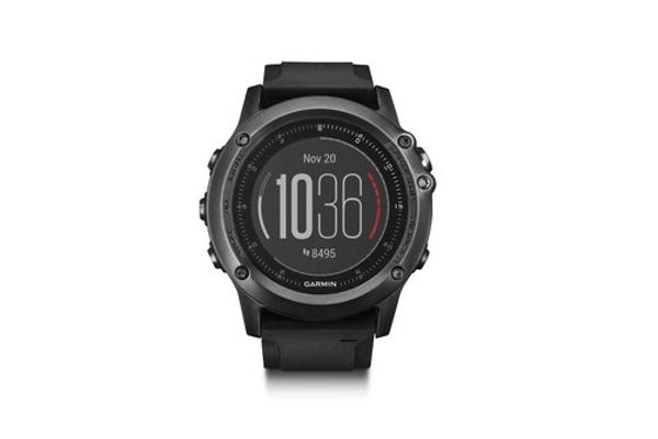 Este reloj de estilo deportivo dispone de funciones de entrenamiento avanzadas.