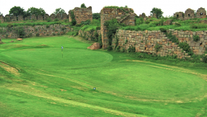 Hyderabad Golf Club.