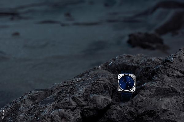 El BR S Diamond Eagle es el último reloj para mujer de Bell & Ross.