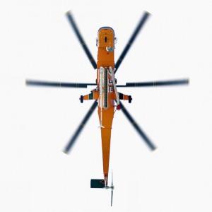 Helicóptero Sikorsky S-64 Skycrane