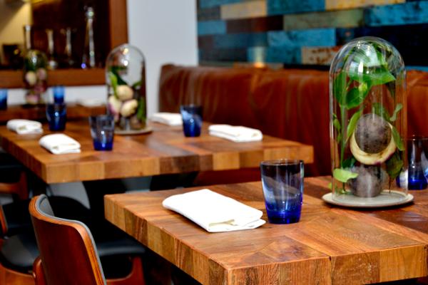 Interior de Lasai, un restaurante carioca con influencias vascas. Imagen de su web.
