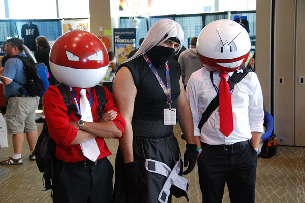 ¿Cazadores de Pokémons canallescos? La fiebre por el juego crece. Imagen de Dave Monk.