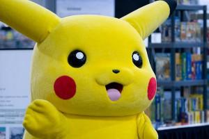 Pikachu es el Pokémon más famoso, una especie de ratón poderoso.