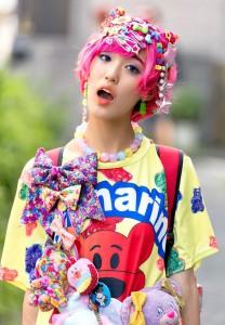 Lolita en Harajuku