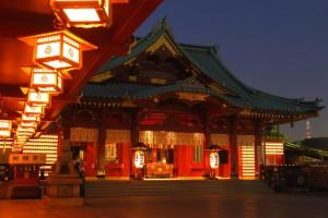 Templo Kanda Myojin de Akihabara