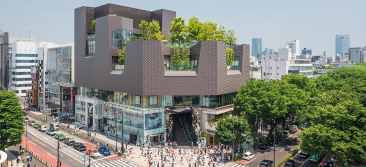 Tokyu Plaza en Omotesandō