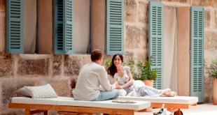 El hotel Predi Son Jaumell conjuga el encanto del campo de Mallorca y el confort.