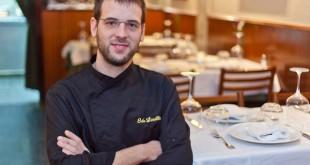Eduard Losillas es el nuevo chef: Can Miserias casi le cuadruplica la edad.