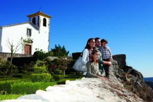 """El Alentejo es una región perfecta para visitar en familia. Fuente: Servidor web del Turismo do Alentejo ERT y Agência Regional de Promoção Turística do Alentejo """"www.visitalentejo.pt""""."""